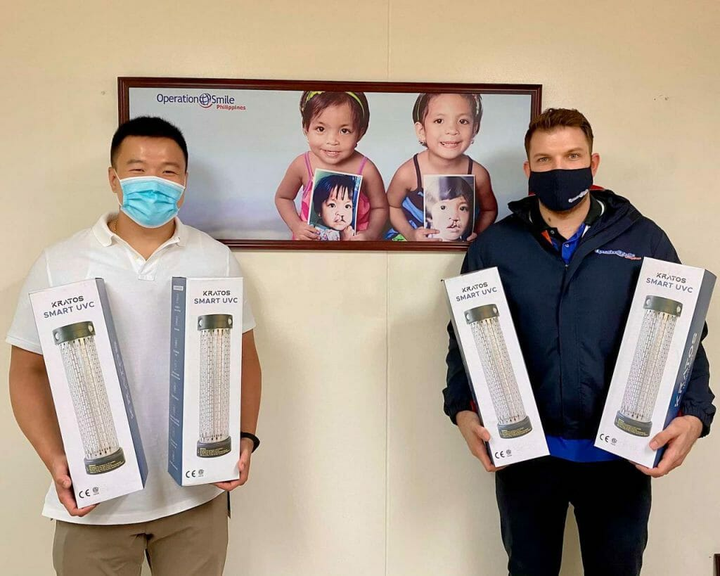 Operation Smile Philippines Partners With Kratos Technologies